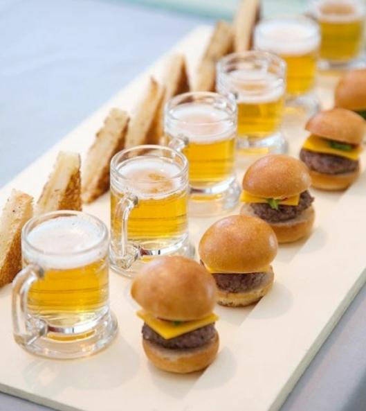 bite-size-burgers-and-mini-beer-mugs